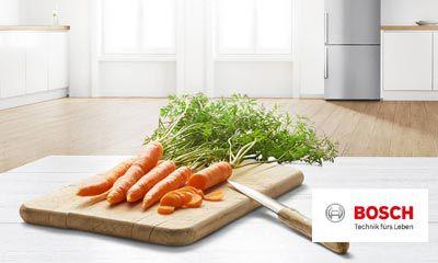 Bosch Vitafresh Kühlschrank : Bosch: vitafresh nofrost kühl gefrier kombinationen ihr elektriker